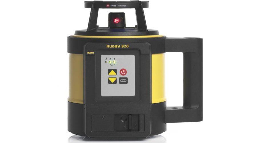 Nivel l ser leica rugby 820 con receptor re 140 grupo - Nivel con laser ...
