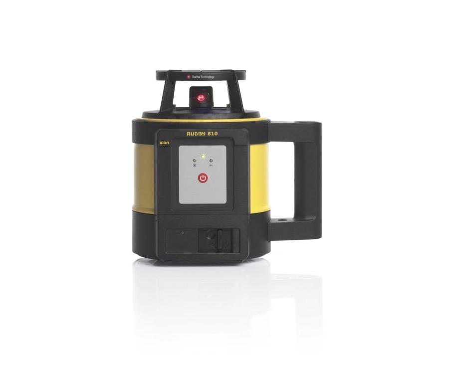 Nivel l ser leica rugby 810 con receptor re 140 grupo - Nivel con laser ...