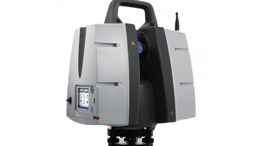 Video Leica ScanStation P30