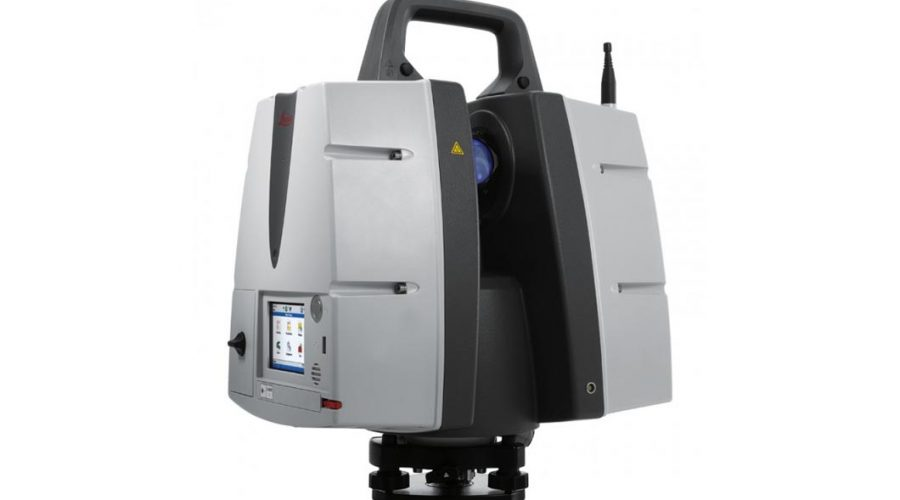 Video Leica ScanStation P40