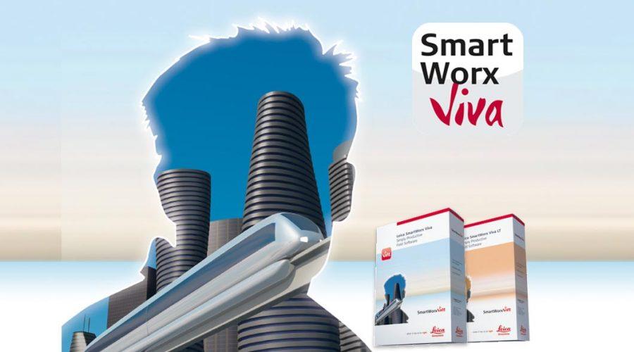 Video Leica SmartWorx Viva