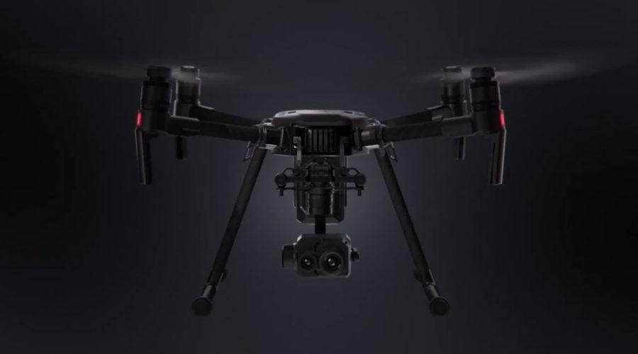 Video Cámara para dron de visión dual DJI Zenmuse XT2