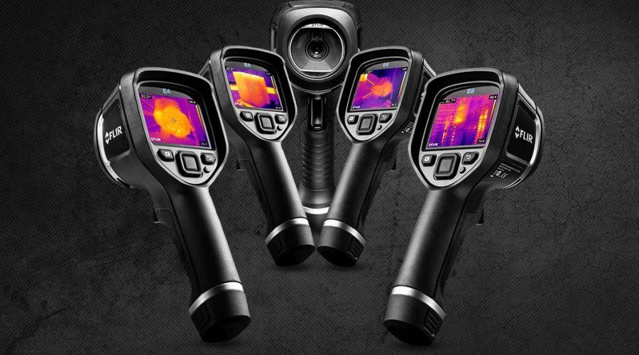 Video Cámaras de termografía avanzada FLIR Serie Exx y E bx