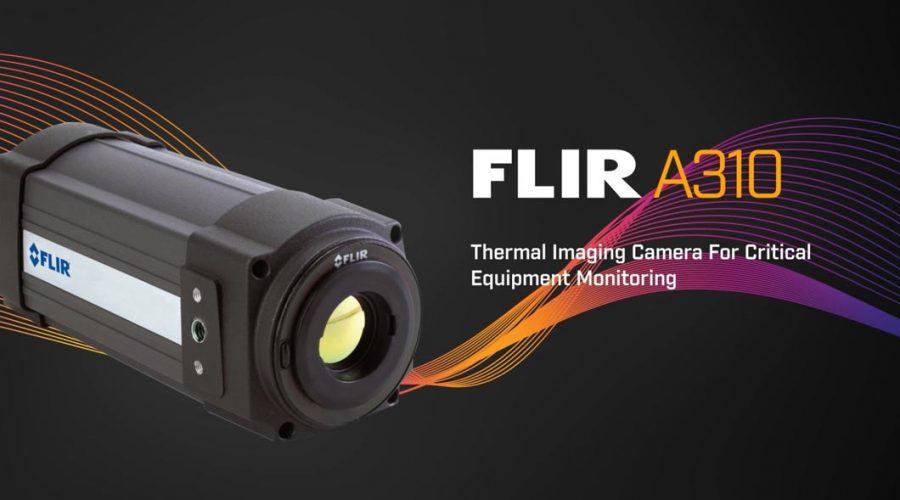 Video Cámara termográfica FLIR A310 Radiométrica (9Hz)