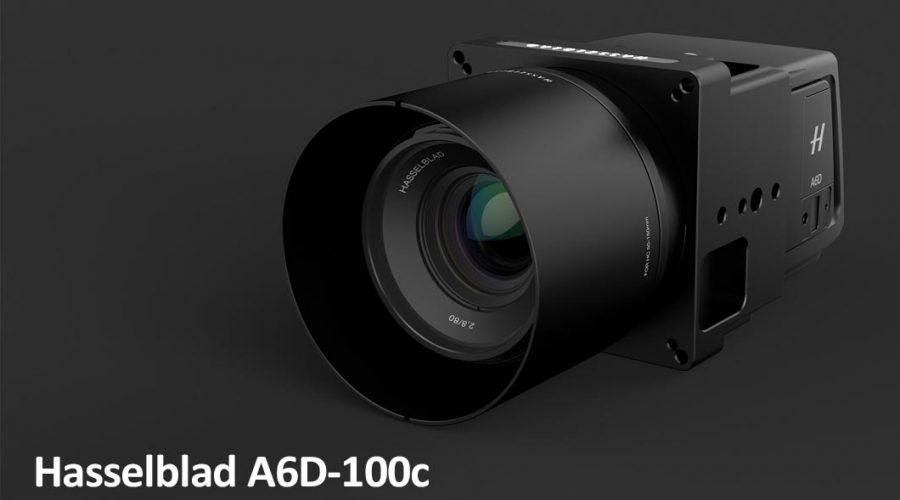 Video Cámara para dron Hasselblad A6D-100c