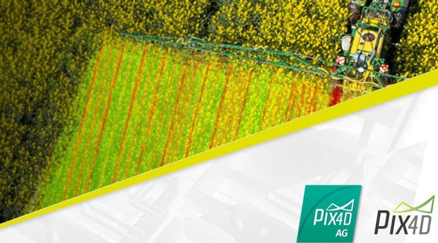 Video Matrice 210 para agricultura con cámara RGB Zenmuse X4S multiespectral RedEdge-M y Pix4DAg