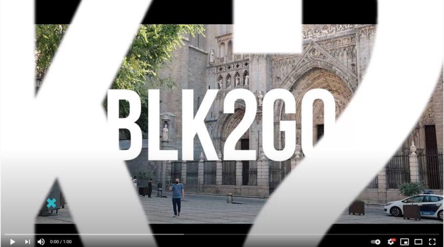 Video Láser escáner Leica BLK2GO