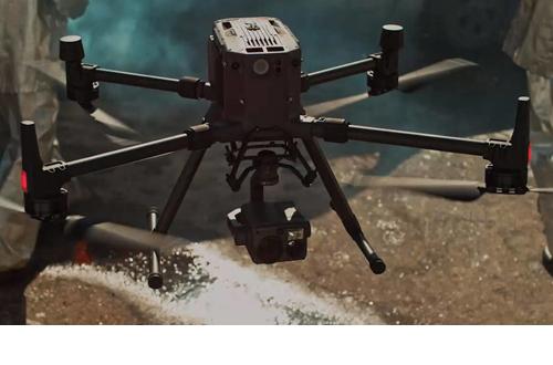 dron Matrice 300 categoria