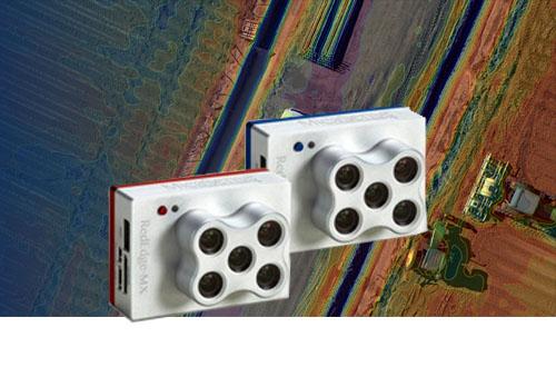 camaras multiespectrales para dron